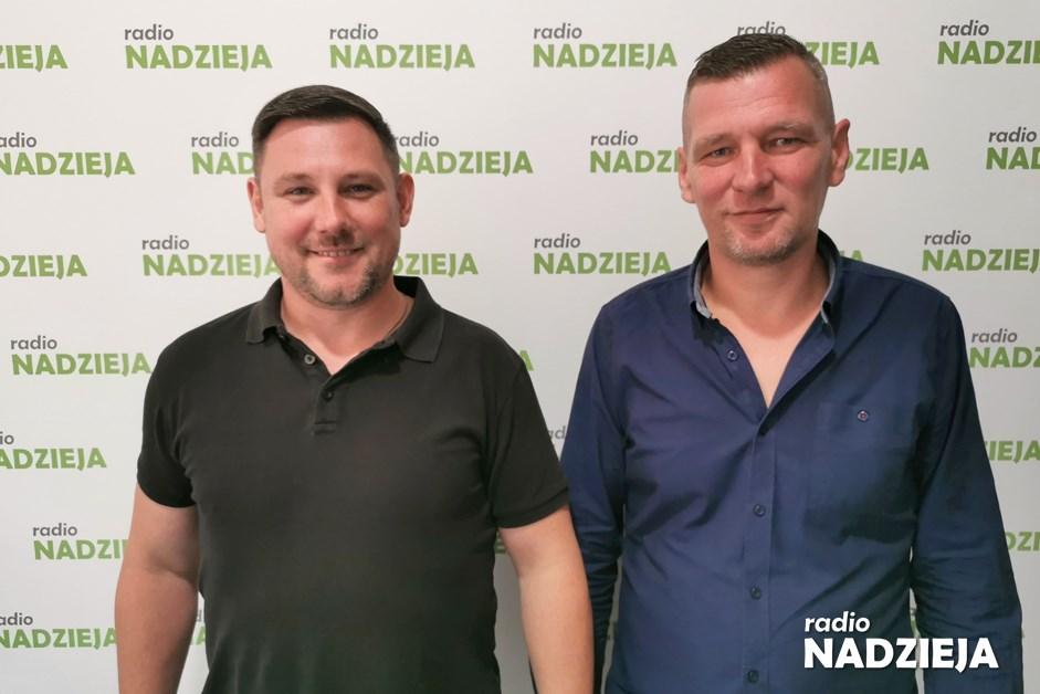 GD: Krzysztof Siedlecki i Kamil Jemielity, MPGKiM Łomża