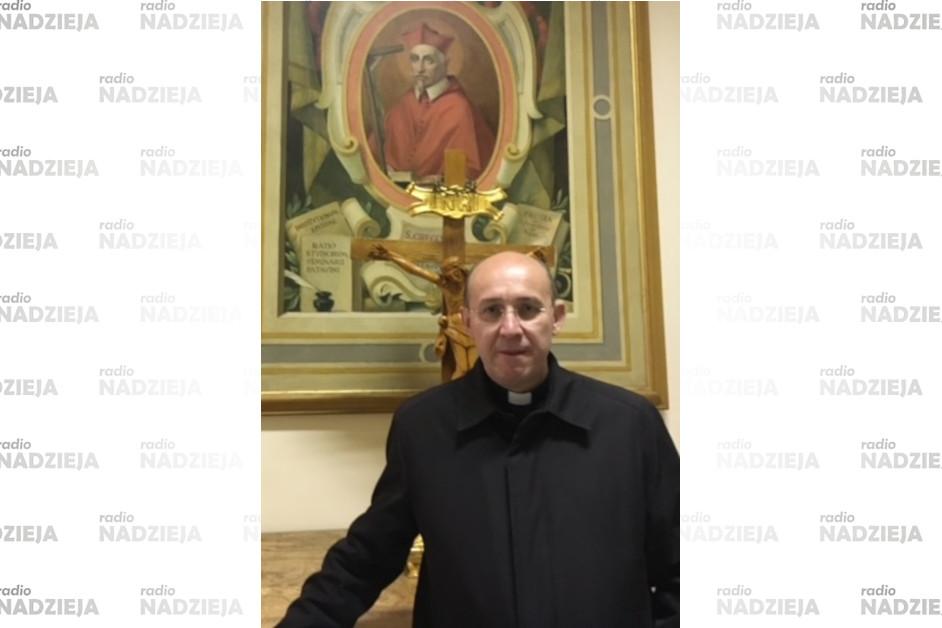 GD: ks. kan. Zbigniew Jaroszewski, proboszcz parafii pw. Trójcy Przenajświętszej w Myszyńcu