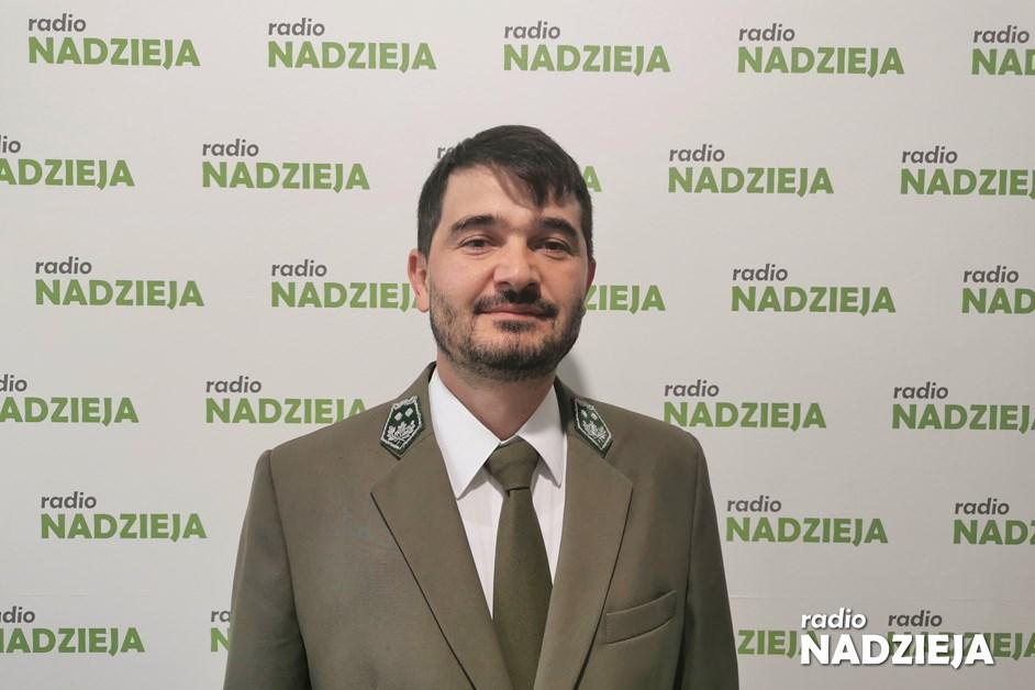 GD: Maciej Dawidziuk, zastępca nadleśniczego Nadleśnictwa Knyszyn