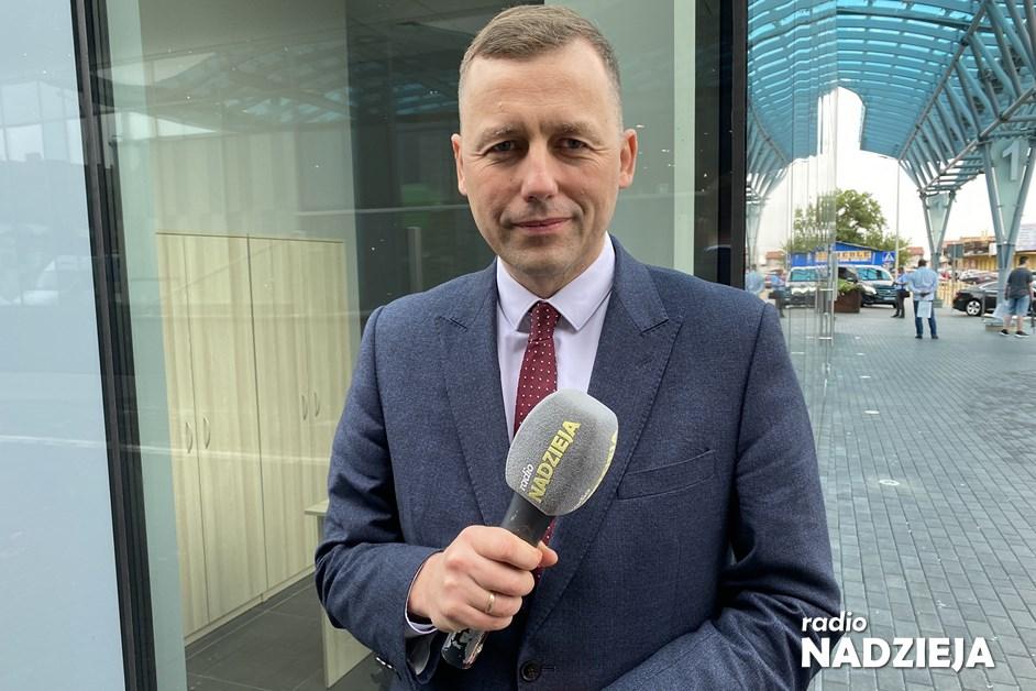 Popołudniówka: Mikołaj Wild, prezes CPK