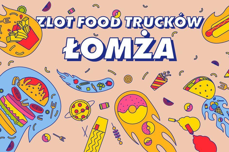 Wielki festiwal food trucków w Łomży!