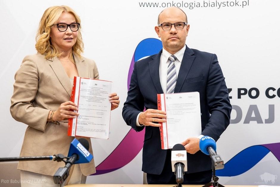 Podlaskie: Białostockie Centrum Onkologii zostanie zmodernizowane