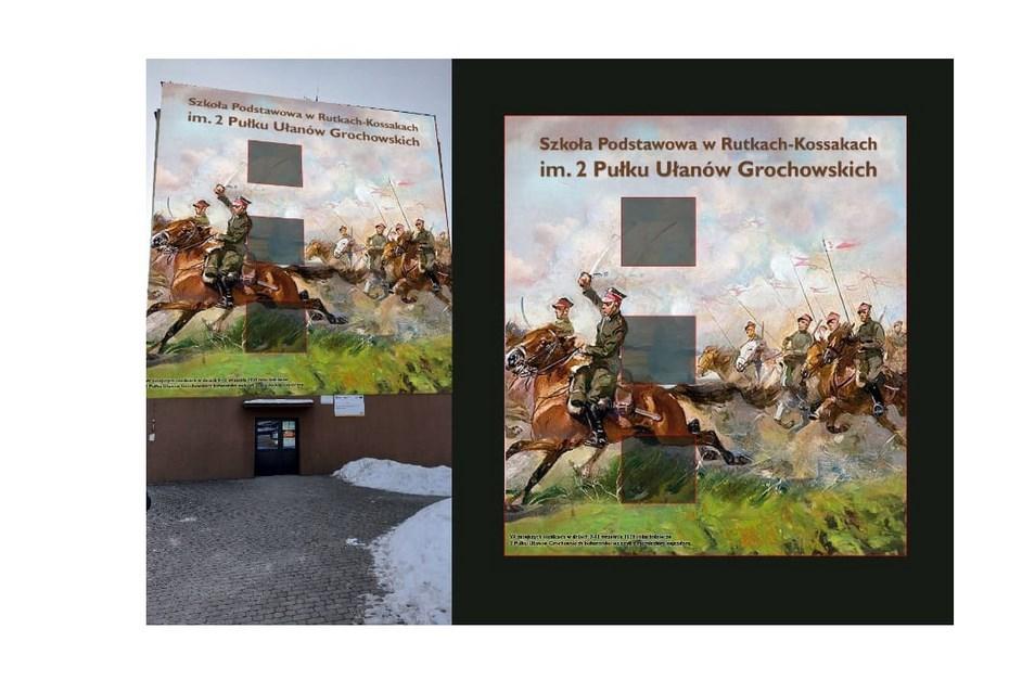 Rutki Kossaki: W szkole podstawowej powstanie mural