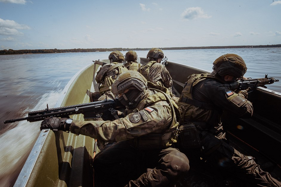 Mazowsze: Terytorialsi poszerzali swoje umiejętności na szkoleniach