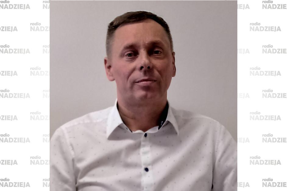 Popołudniówka: Andrzej Kobyliński, główny specjalista MPK Łomża