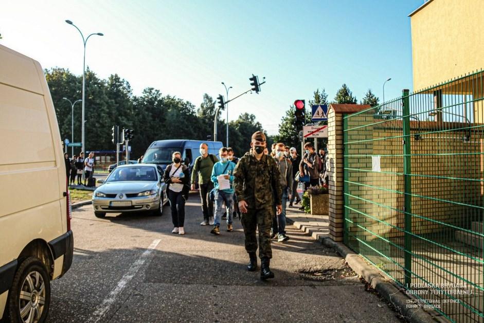 Podlaskie: Rusza kolejne szkolenie ochotników do służby w WOT