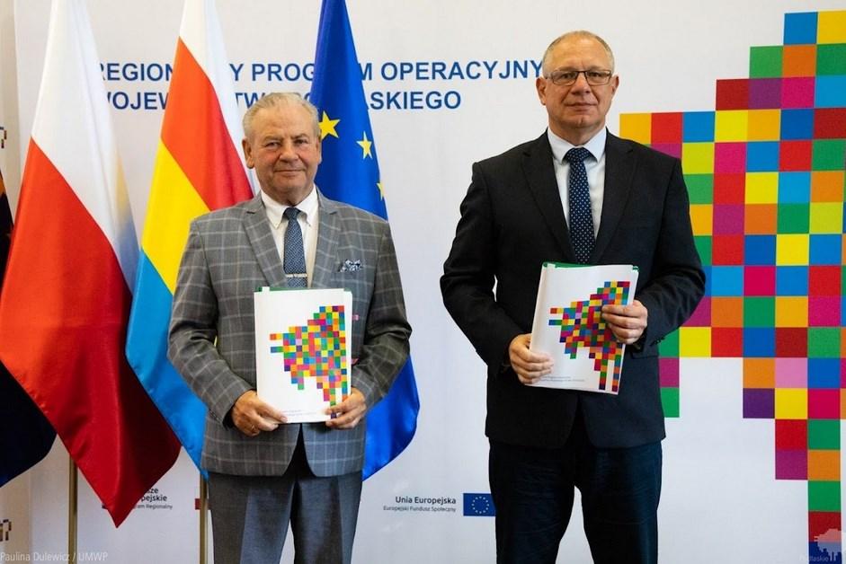 Gmina Wizna: Mieszkańcy mogą liczyć na granty na instalacje OZE