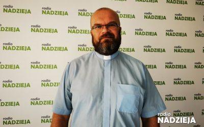 Popołudniówka: ks. Jacek Zakrzewski, Sanktuarium Matki Bożej Pojednania w Hodyszewie