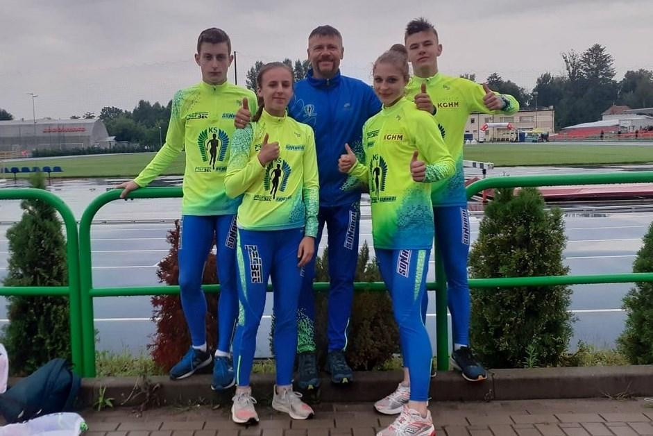Lekkoatletyka: Nowe życiówki zawodników KS Prefbet-Sonarol
