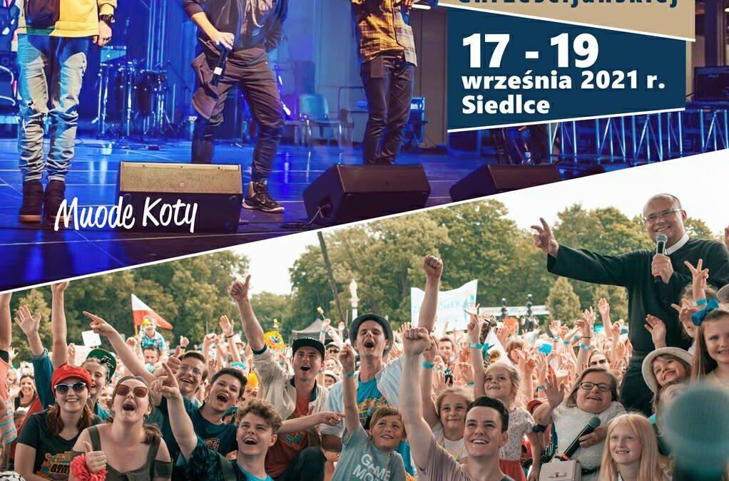 XXVIII edycja Ogólnopolskiego Festiwalu Muzyki Chrześcijańskiej Hosanna Festival