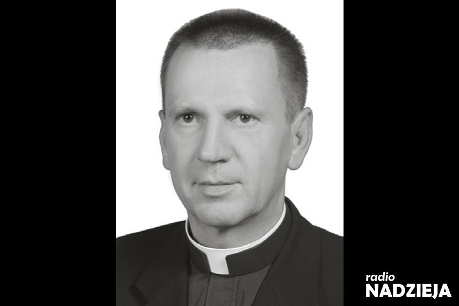 Wiara: Zmarł ksiądz prałat dr Jerzy Samsel, wieloletni proboszcz w Zambrowie