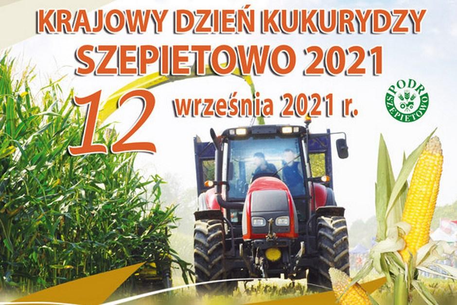 Szepietowo: Przed nami Krajowy Dzień Kukurydzy