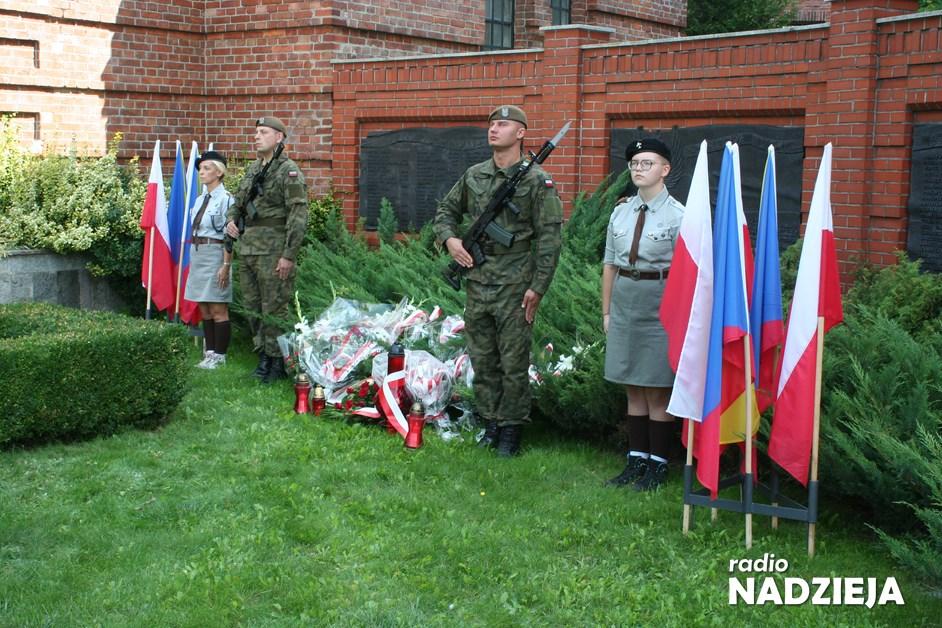 Region: Uroczystości z okazji 82. rocznicy wybuchu II Wojny Światowej