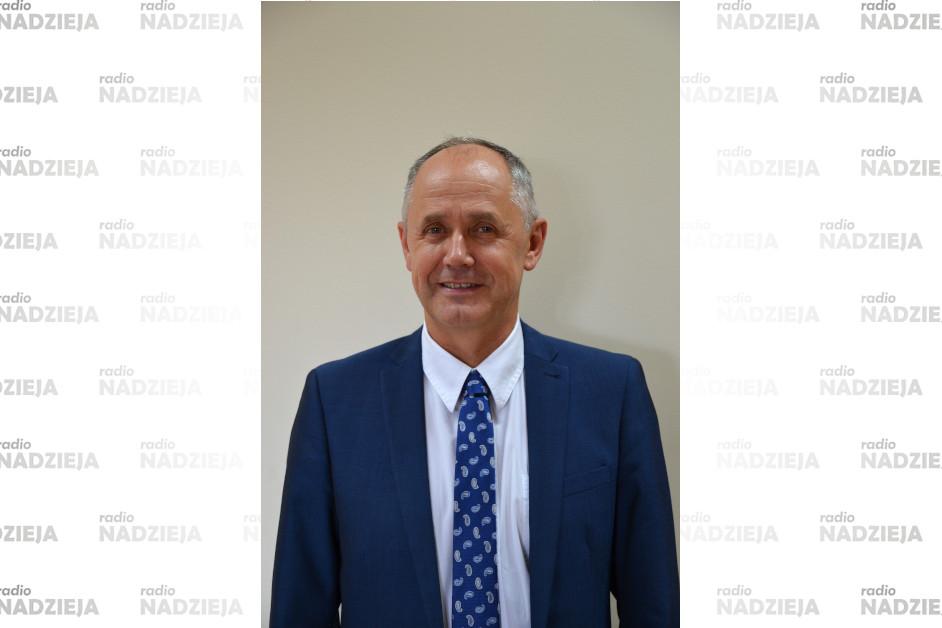 GD: Zdzisław Ścibek, dyrektor RCKK w Myszyńcu