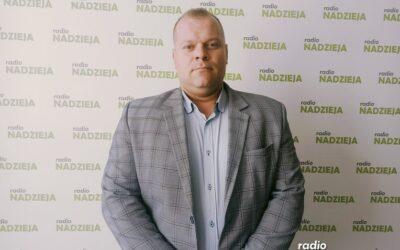 GD: Kamil Mateuszczyk, kierownik Zakładu Oczyszczania Miasta MPGKiM Łomża