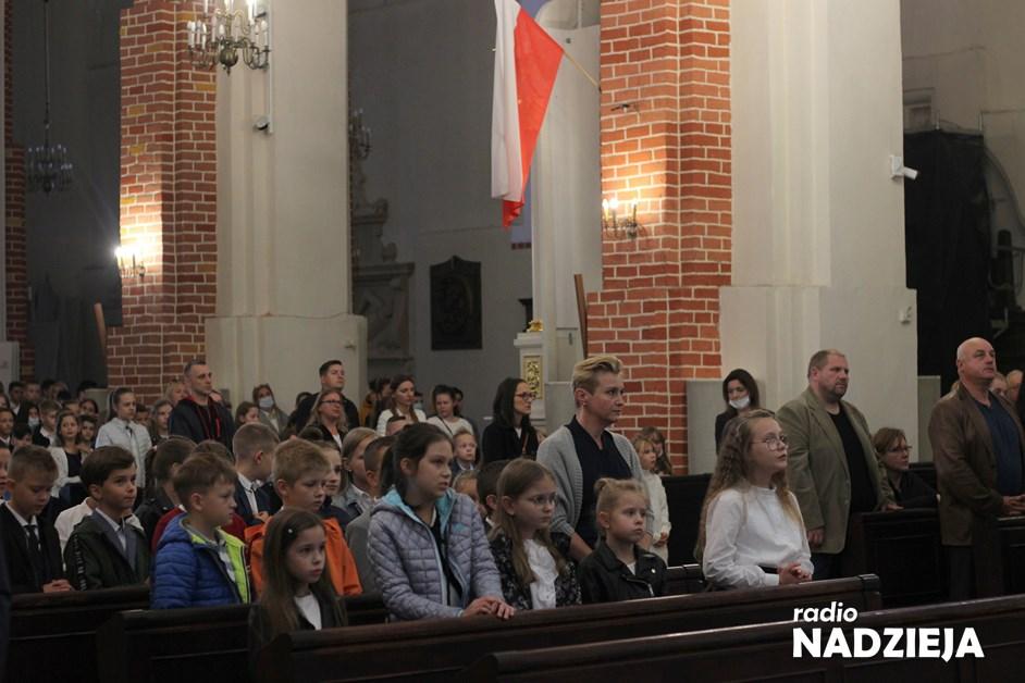 Łomża: Uczniowie Szkół Katolickich rozpoczęli rok szkolny