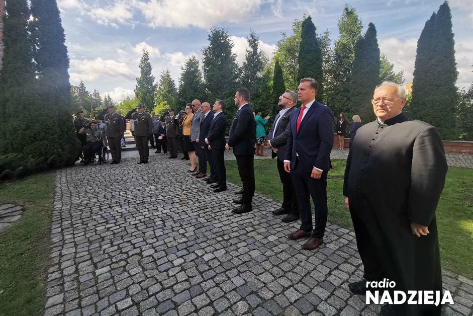 Łomża: 82. rocznica wybuchu II Wojny Światowej w Dolinie Pamięci