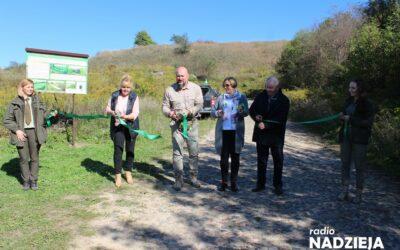 Region: Nowa ścieżka spacerowa w Dolinie Narwi