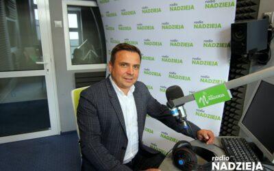 GD: Andrzej Modzelewski, dyrektor MOSiR Łomża