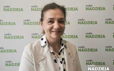GD: Bożena Śliwowska, dyrektor Szkół Katolickich w Łomży