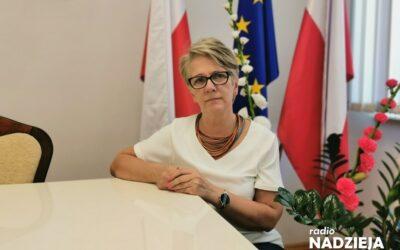 Popołudniówka: Elżbieta Abramczyk, burmistrz Myszyńca