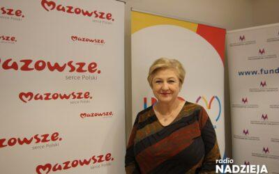 GD: Elżbieta Lanc, członek zarządu Województwa Mazowieckiego