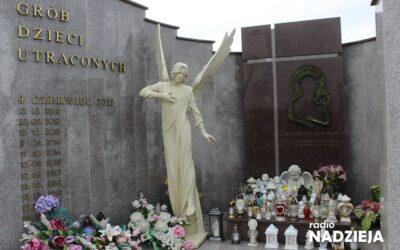 Wiara: W siedmiu miejscowościach odbędą się pogrzeby dzieci utraconych