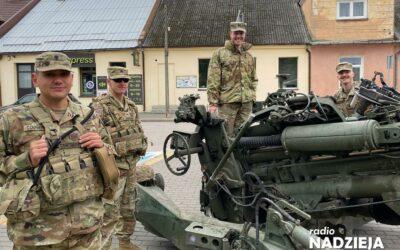 Szczuczyn: Wojska amerykańskie pomogą w odrestaurowaniu budynku