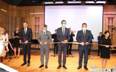 Zambrów: Szkoła Muzyczna z nową salą koncertową