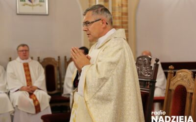 GD: ks. Jerzy Krysztopa, proboszcz parafii w Zuzeli
