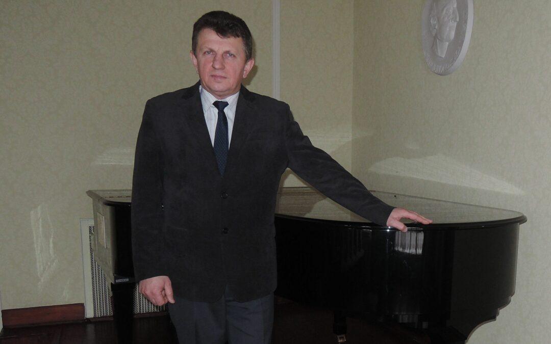 Popołudniówka: Krzysztof Witkowski, kapelmistrz MOD w Zambrowie