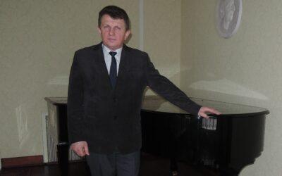 Popołudniówka: Krzysztof Witkowski, dyrektor Szkoły Muzycznej w Zambrowie