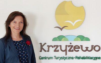 GD: Katarzyna Turosieńska, kierownik CTR w Krzyżewie