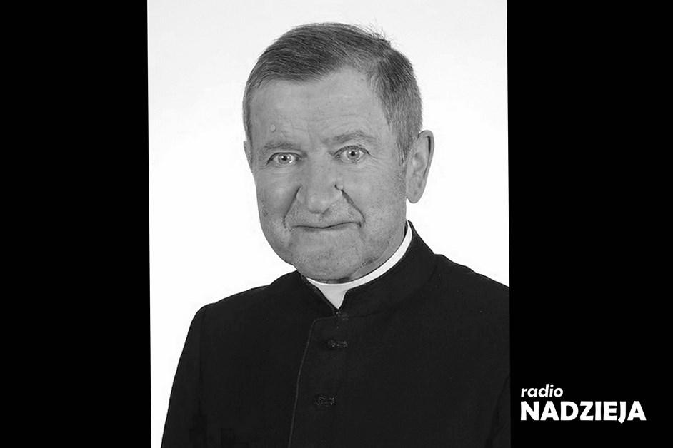 Wiara: Zmarł ksiądz kanonik Stanisław Stypułkowski