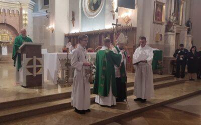 Wiara: Błogosławieństwo Ceremoniarzy i Animatorów liturgicznych w Diecezji łomżyńskiej