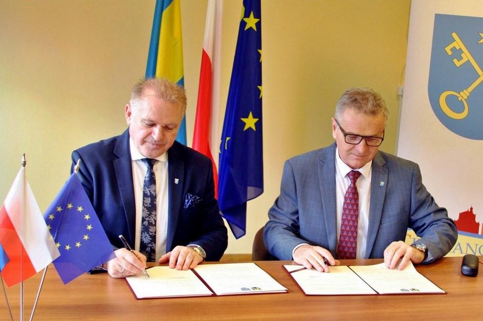 Ciechanowiec: Samorząd będzie współpracował z gminą Pińczów