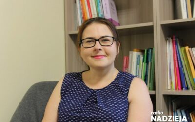 Popołudniówka: Hanna Sagała, psycholog