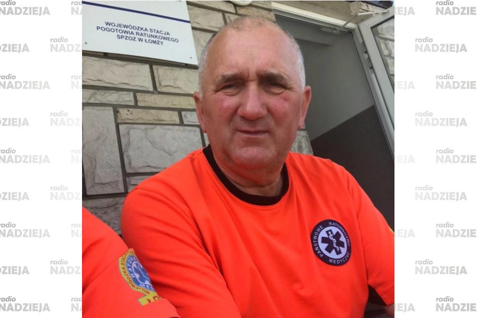 Popołudniówka: Kazimierz Borkowski, NSZZ Solidarność przy WSPR w Łomży