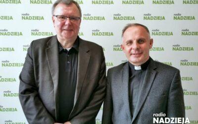 GD: ks. Jacek Czaplicki i ks. kan. Marian Mieczkowski