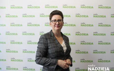 GD: Maria Dziekońska, wicestarosta łomżyński