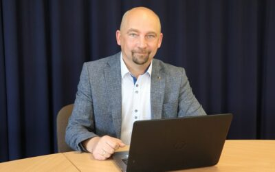 GD: Mariusz Wesołowski, dyrektor Centrum Kultury Gminy Kolno
