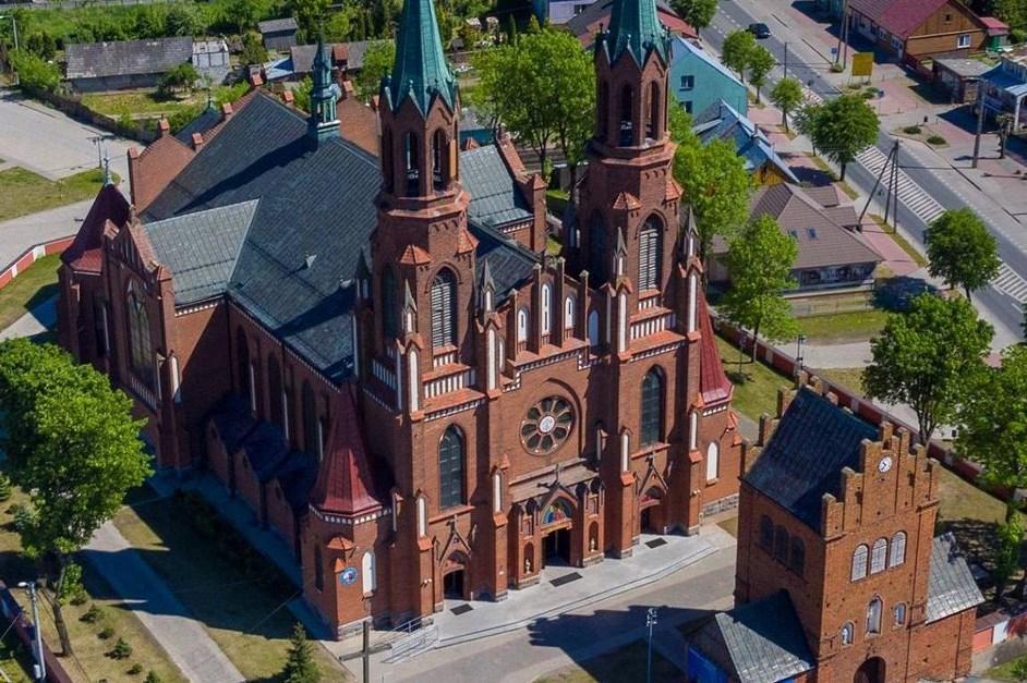 Myszyniec: 100-lecie Bazyliki Mniejszej pw. Trójcy Przenajświętszej
