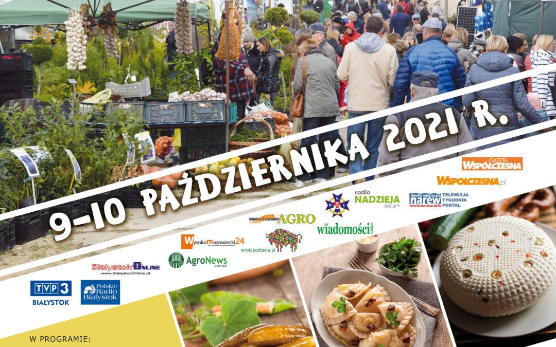 Jesienne Targi Ogrodnicze 9-10 października w Szepietowie