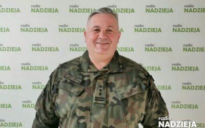 GD: płk Paweł Gałązka, dowódca 18 Pułku Logistycznego w Łomży