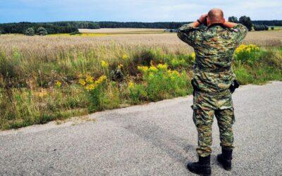 Straż Graniczna: Wczoraj 542 próby nielegalnego przekroczenia granicy polsko-białoruskiej