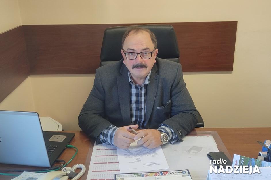 Popołudniówka: Wiesław Jagielak, dyrektor MOPS w Łomży