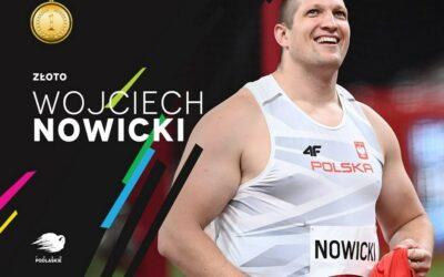 GD: Wojciech Nowicki, mistrz olimpijski w rzucie młotem