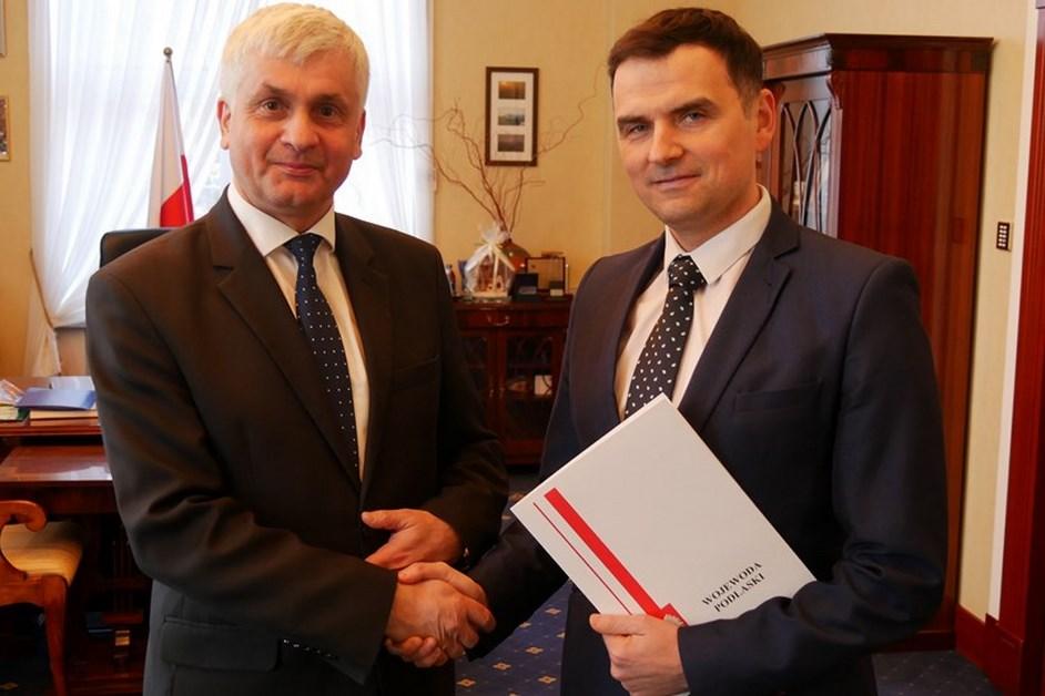 Podlaskie: Wojewoda Paszkowski komentuje rezygnację Sekścińskiego