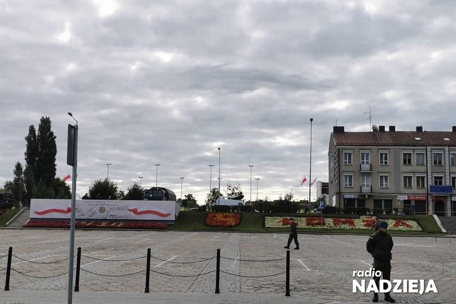 Łomża: Uroczystości wojskowe w centrum – będą utrudnienia
