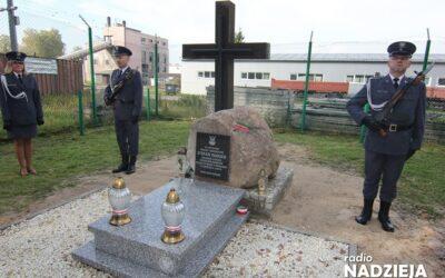 Czerwony Bór: Poświęcono odnowiony pomnik Stefana Paducha